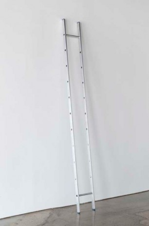 Ceal Floyer, Ladder, 2010, 303 Gallery