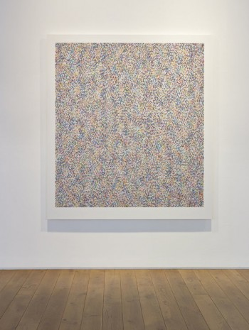 James Hugonin, Binary Rhythm (V), 2013, Ingleby Gallery