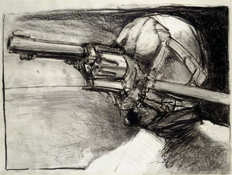 Nancy Grossman, Gunhead, 1975, Bortolami Gallery