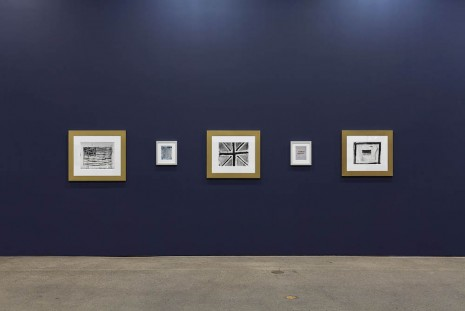 Saul Fletcher, Untitled (set of five), 2013, Anton Kern Gallery