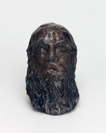 Liz Glynn, Porticello Bust I, Unknown Old Man (Wrecked and Recovered, Calabria), 2013, Paula Cooper Gallery