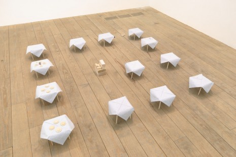 Sam Anderson, Table 2, 2013, Foxy Production