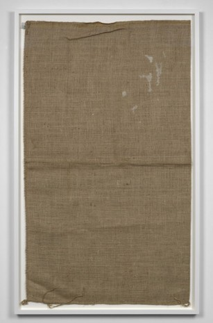 Matias Faldbakken, Untitled (Sack # 7), 2013, Simon Lee Gallery