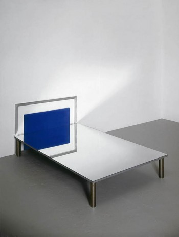 Michelangelo Pistoletto, Letto (Bed), 1965 - 1966, Luhring Augustine