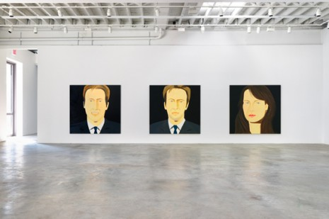 Alex Katz, Anna, 2010, Gavin Brown's enterprise