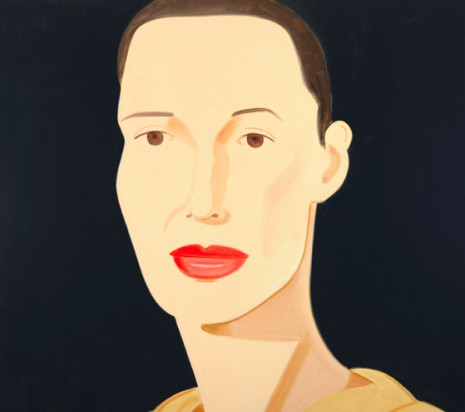 Alex Katz, Ulla, 2010, Gavin Brown's enterprise