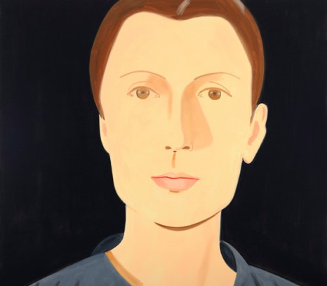 Alex Katz, Nathalie, 2011, Gavin Brown's enterprise