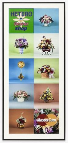 John Waters, Hetero Flower Shop, 2009, Sprüth Magers