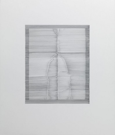 David Musgrave, Document drawing no. 3, 2013, Luhring Augustine