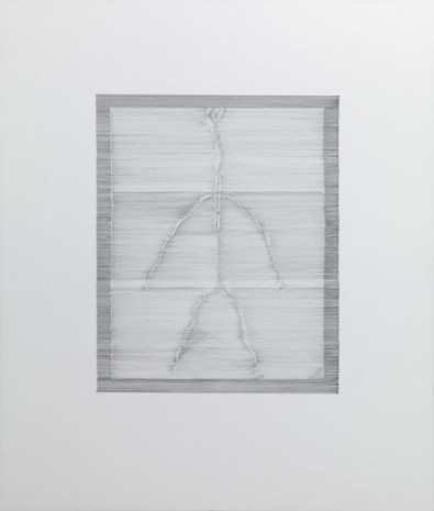 David Musgrave, Document drawing no. 4, 2013, Luhring Augustine