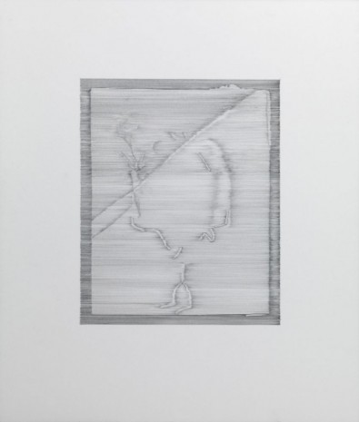 David Musgrave, Document drawing no. 1, 2013, Luhring Augustine