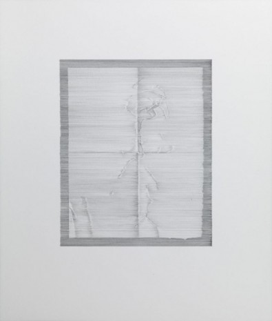 David Musgrave, Document drawing no. 5, 2013, Luhring Augustine
