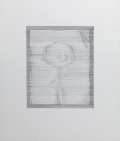 David Musgrave, Document drawing no. 2, 2013, Luhring Augustine