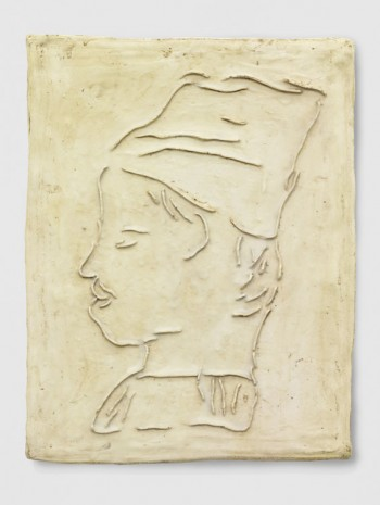 Andrew Lord, head of boy, 2005, Galerie Eva Presenhuber