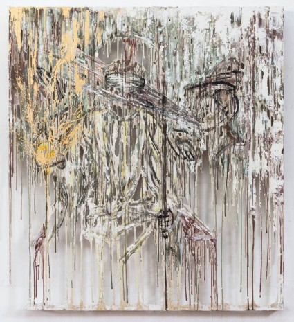 Diana Al-Hadid, The Wizard when Blindfolded, 2013, Marianne Boesky Gallery