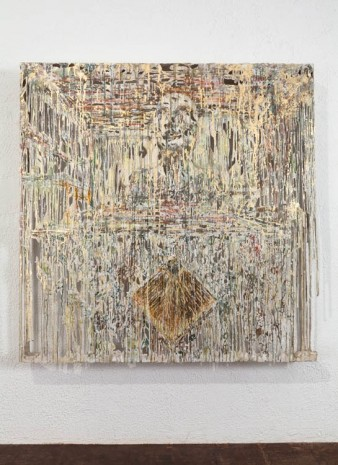 Diana Al-Hadid, Heart Shaped Square, 2014, Marianne Boesky Gallery