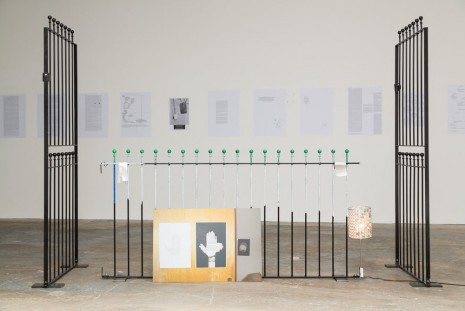 Josef Strau, Beating Fences into Lamps: Photography and Redemption, 2014, Vilma Gold