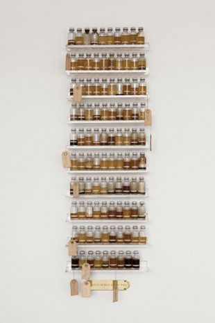 Candy Jernigan, 99 Bottles of Beer on the Wall, c. 1988-89, Greene Naftali