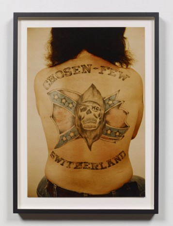 Karlheinz Weinberger, Hell's Angels Forever, 1986, Maccarone