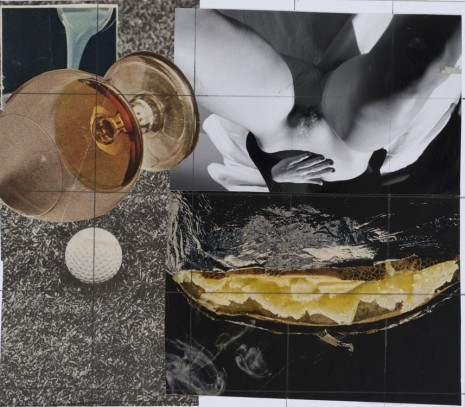 David Salle, Untitled, 2013, Mendes Wood DM