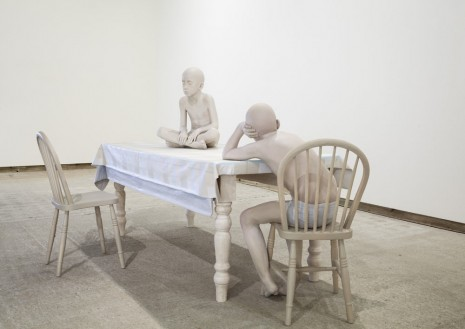 Daphne Wright, Kitchen Table, 2014, Frith Street Gallery
