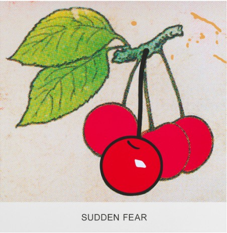 John Baldessari, Double feature: Sudden Fear, 2011, Sprüth Magers