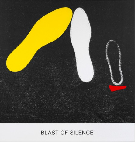 John Baldessari, Double feature: Blast of Silence, 2011, Sprüth Magers