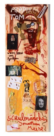 Jonathan Meese, Im 8. Namen des Erzfisches..., 2006, Contemporary Fine Arts - CFA