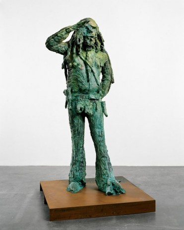 Jonathan Meese, DR. NO (Meesaint Just II Mein Ich, die Warheit), 2006, Contemporary Fine Arts - CFA