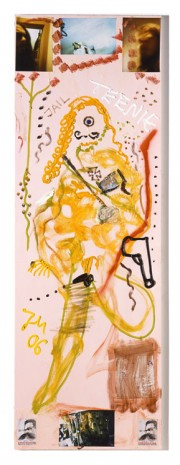 Jonathan Meese, Im 3. Fort Knox gebahr..., 2006, Contemporary Fine Arts - CFA