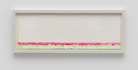 Richard Tuttle, Sharing 1-25, 2009, Galleri Nicolai Wallner