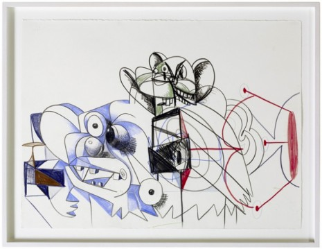 George Condo, Untitled, 2011, Sprüth Magers