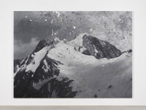 Rudolf Stingel, Untitled, 2010, Gagosian