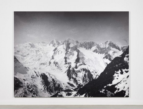 Rudolf Stingel, Untitled, 2009, Gagosian