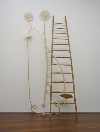 Maria Nepomuceno, The pearl and the bamboo, 2014, Victoria Miro Gallery
