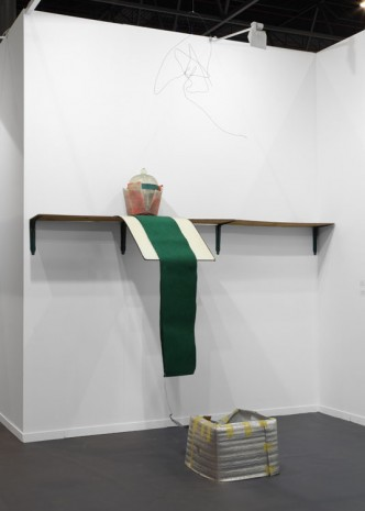 Abraham Cruzvillegas, Brief and Committed, 2012-2013, Galerie Chantal Crousel