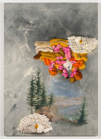 Friedrich Kunath, Benji, 2014, Andrea Rosen Gallery (closed)