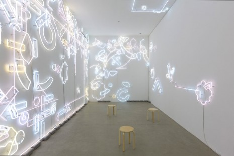 Pae White, Lucky Charms, 2014, kaufmann repetto