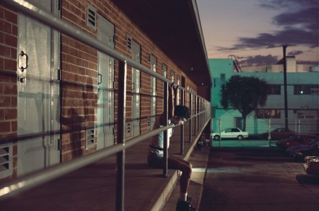 Philip-Lorca diCorcia, Chris, 28 years old, Los Angeles, California, $30, 1990-92, Sprüth Magers