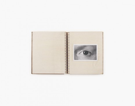 Anne Collier, Album (Eye) #1, 2014, The Modern Institute