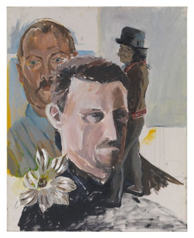 Amelie von Wulffen, Caillebotte, Corinth and Goya, 2013, Giò Marconi