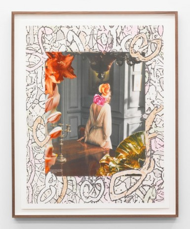 Marc Camille Chaimowicz, World of Interiors, Chapter Two, IV, 2014, Andrew Kreps Gallery
