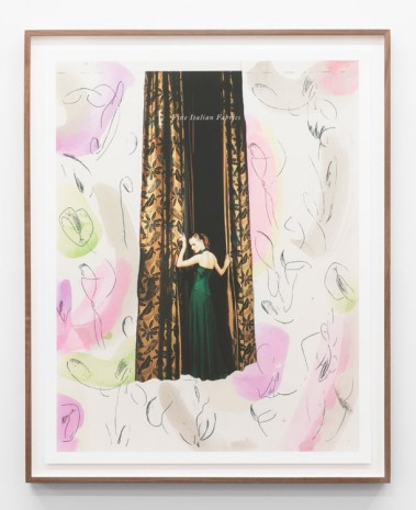 Marc Camille Chaimowicz, World of Interiors, Chapter Two, I, 2014, Andrew Kreps Gallery