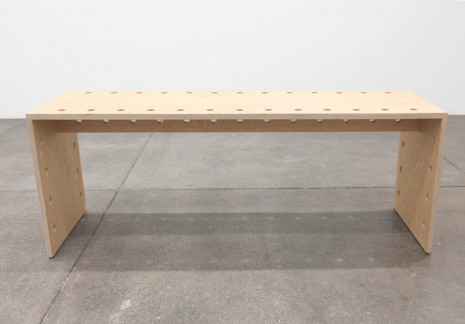 Marc Camille Chaimowicz, Benches for New York, 1997 - 2014, Andrew Kreps Gallery