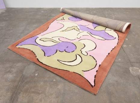Marc Camille Chaimowicz, Carpet III, 2009, Andrew Kreps Gallery