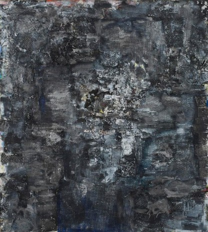 Jack Whitten, Ancient Memories II (The Significance of Place), 1987, Zeno X Gallery