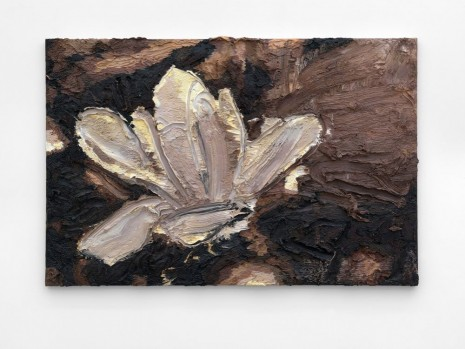 Rob Pruitt, Pjatteryd Oil Painting: Magnolia, 2010, Massimo De Carlo