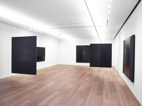 Pierre Soulages Perrotin