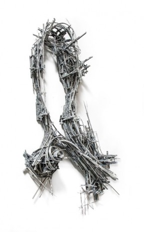 Lee Bul, Untitled sculpture (M4), 2014, Lehmann Maupin