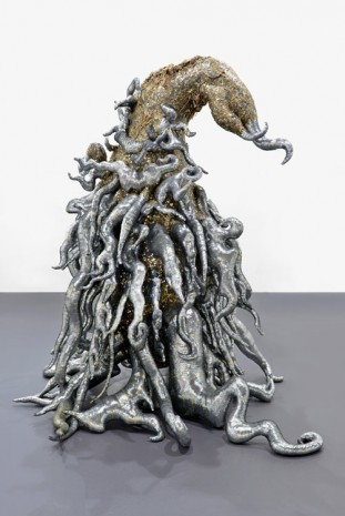 Lee Bul, Monster Black, 1998-2011, Lehmann Maupin